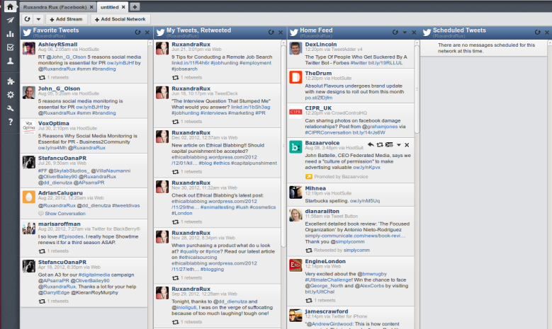 10 Free Social Media Monitoring Tools