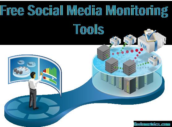 Socialmedia Monitoring Tools