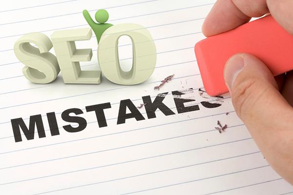 Common eCommerce SEO Errors