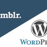 Advantages Of WordPress Over Tumblr
