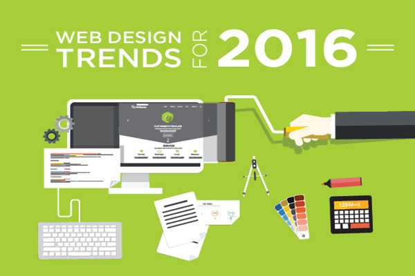 The Web Designing Trends Of 2016 Best Web Design Company In India