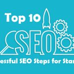 Top Ten Successful SEO Steps for Startups
