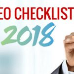 Top SEO Checklist To Rank In 2018