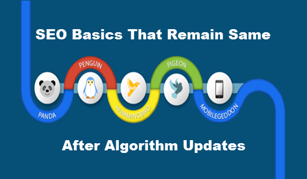 Great SEO Basics That Remain Same With Changing Algorithm Updates