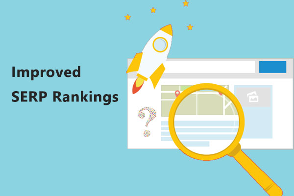 Improved SERP Rankings
