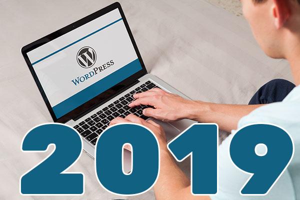 Wordpress Web Design Trends in 2019
