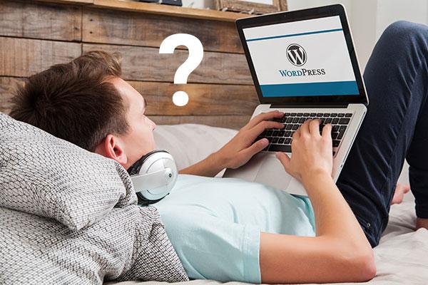 How WordPress web design is more friendly