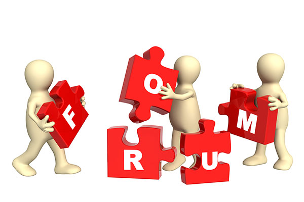 How forum helps to solve your queries