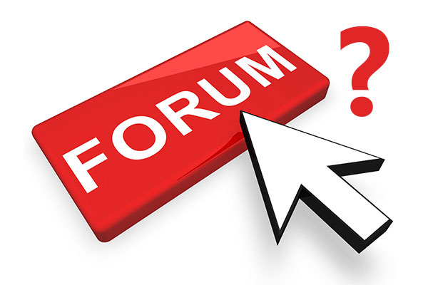 Why to add a forum to your website